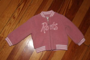 Girl's Roots Spring Coat - 2T