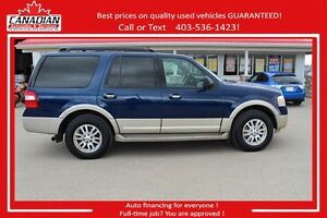 2009 Ford Expedition Eddie Bauer 4X4 8 PASS FINANCING FOR ALL