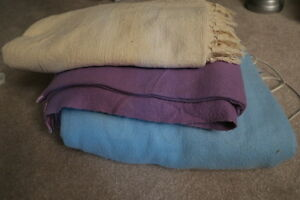 Blankets and Heating Blanket