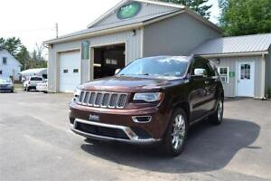2014 Jeep Grand Cherokee Summit PRICE REDUCED!!