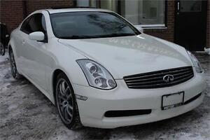 2006 Infiniti G35 Coupe Sport *CERTIFIED | LOW KMS*