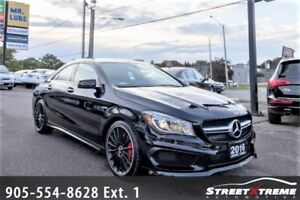 2016 Mercedes-Benz CLA45 AMG | ALL WHEEL DRIVE | ACCIDENT FREE