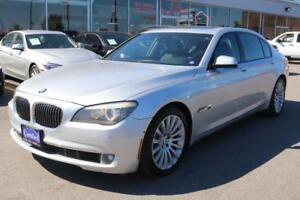 2009 BMW 750Li,NAVI,CAMERA,DVD,AUX,USB,BLUETOOTH,NO ACCIDENTS