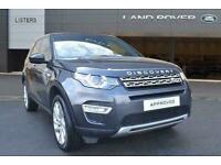 2018 Land Rover DISCOVERY SPORT SW 2.0 Si4 240 HSE Luxury 5dr Auto (5 Seat) SUV