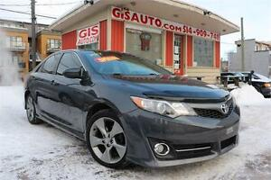 2012 Toyota Camry SE CUIR  MAGS