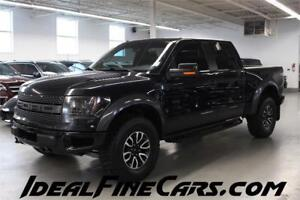 2012 Ford F-150 SVT Raptor/NAV/BACK-UP CAM