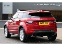 2019 Land Rover Range Rover Evoque 2.0 TD4 (180hp) HSE Dynamic Auto SUV Diesel A