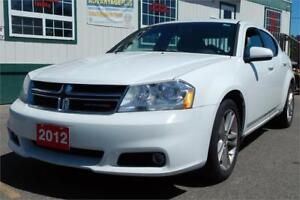 2012 Dodge Avenger SXT  WE FINANCE