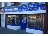 FISHING TACKLE & HUNTING SHOP BUSINESS REF 145868