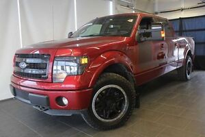 2013 Ford F-150 SuperCrew FX4 (Luxury + Appearance Pkg)*REDUCED*