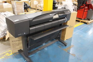 """HP 42"""" Wide Format Printer C7780B- Unreserved Auction"""