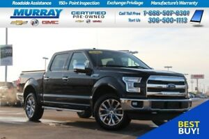 2016 Ford F-150 Lariat 4WD*NAV SYSTEM,REAR CAMERA,SONAR*