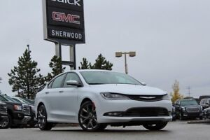 2016 Chrysler 200 S AWD| Pan Sun| Nav| H/C Leath| Rem Start| RV