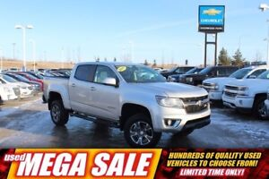 2017 Chevrolet Colorado Z71 Cust Level Susp| Nav| Heat Seat| Bos