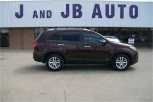2015 Kia SORENTO LX V6 AWD 6AT