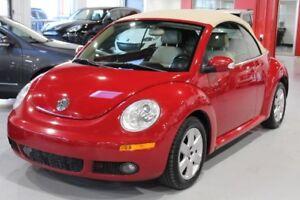 Volkswagen New Beetle 2D Convertible 2007