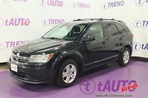 A car for everyone. 2012 Dodge Journey SE Plus