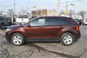 2012 Ford Edge SEL FWD -- $55 Weekly -- APPLY ONLINE