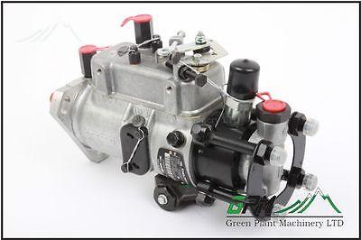 Fuel Injection Pump For Jcb - Perkins Turbo Abac 1004 Engine 12v 17106300