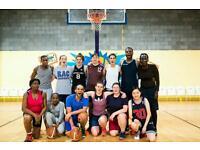 Women's Basketball, Central London