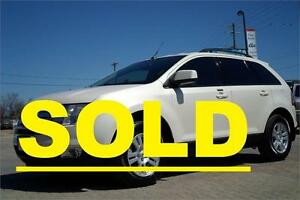 2008 Ford Edge SEL AWD **SOLD**