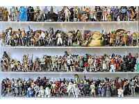WANTED: Vintage toys, board games and figures!