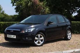 2008 Ford Focus 1.6 ( 100ps ) Zetec 5 DOOR MANUAL FAMILY HATCHBACK CAR
