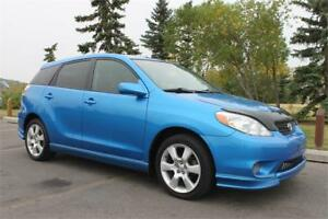 2007 Toyota Matrix XR *Zero Down $125 Bi-Weekly* OAC