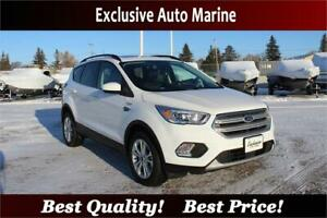 2018 Ford Escape SEL Leather AWD
