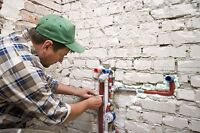 Licensed Plumber Toronto # 647-773-5463 Plumbing Drain Services