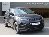 2019 Land Rover Range Rover Evoque D150 R-Dynamic S Diesel MHEV Auto SUV Diesel