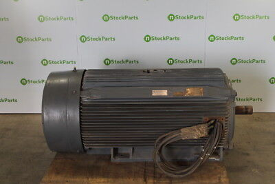 350HP 1800RPM - SIEMENS 1LA03504H642 RBLT - 350 HP ELECTRIC MOTOR 1785 RPM S449S