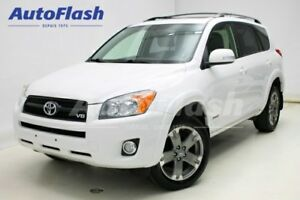 2012 Toyota RAV4 Sport V6 *Cuir/Leather* Toit/Roof* Bluetooth