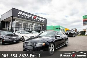 2011 Audi S5 Premium | V8 354HP | AWD | Navi | Backup Camera
