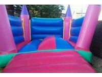 Buncy castle