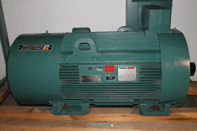 500HP 1800/900RPM - RELIANCE ELECTRIC 00VAM7313202001A1CK NSNB - 500 HP INVERTER