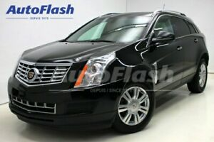 2015 Cadillac SRX Luxury AWD *Camera *Cuir/Leather *Toit-Pano-Ro