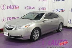Let's go places. 2009 Acura TL
