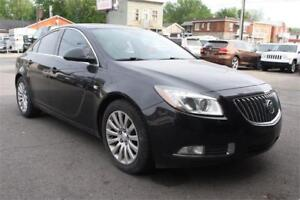 2011 BUICK REGAL CXL-T (TURBO) GARANTIE 12 MOIS