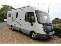**REDUCED £2500 OFF** Fiat DUCATO LUXURY MOTORHOME ~ 6 BELTED SEATS ~