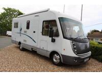 2007 Fiat DUCATO 6 BERTH MOTORHOME 19,500 MILES INC SIDE AWNING MANUAL DIESEL