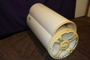 "Bazooka 10"" Marine Powered Bass Tube Sub Subwoofer"