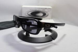New Oakley Montefrio Sunglasses Black/Grey 30-692