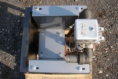 Maxton Uc4mb44 Elevator Hydraulic Unit Imo Pump 3432078 A4ptc-187y