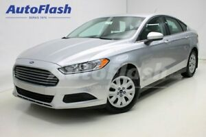 2014 Ford Fusion S 2.5L *Bluetooth* Cruise *Extra-Clean*