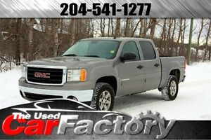 2008 GMC Sierra Crew Cab1500 SLE OWNED BY LOCAL CELEBRITY