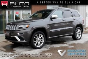 2014 Jeep Grand Cherokee SUMMIT 4x4 ** TOP-OF-THE-LINE **