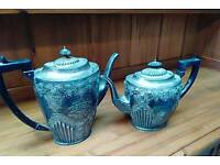 Set of 2 tea pot