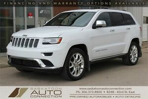 2014 Jeep Grand Cherokee SUMMIT *** EcoDiesel *** PST PAID ***