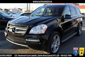 2012 GL 350 BLUETEC NAVIGATION/CAMERA/DVD/XENON 7PASSAGERS